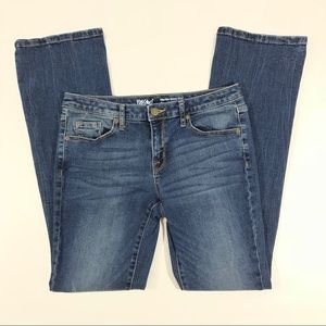 Mossimo Skinny Boot Sz 4 Jeans